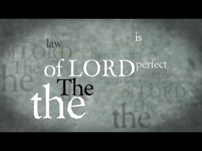 LAW OF THE LORD