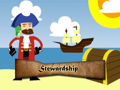 CAPTAIN DIGGIN TEACHES ON USING YOUR GIFTS FOR GOD