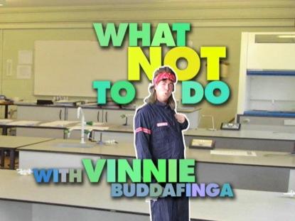VINNIE BUDDAFINGA ON THE SUBJECT OF EVANGELISM