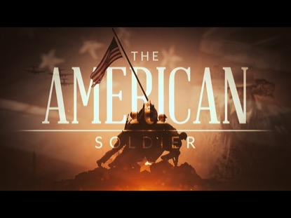THE AMERICAN SOLDIER (MEMORIAL DAY)