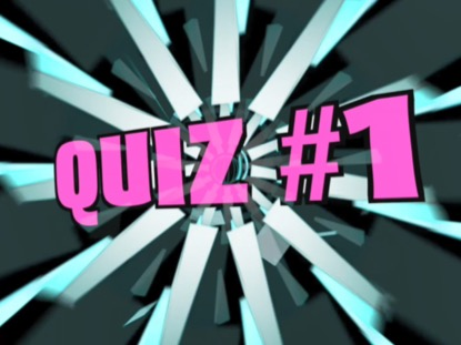 BIBLE BOOKS QUIZ VERSION 1