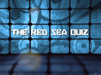 BIBLE QUIZ: THE RED SEA