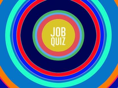 BIBLE QUIZ: JOB