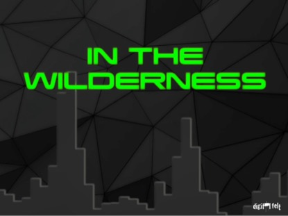 BIBLE QUIZ - IN THE WILDERNESS