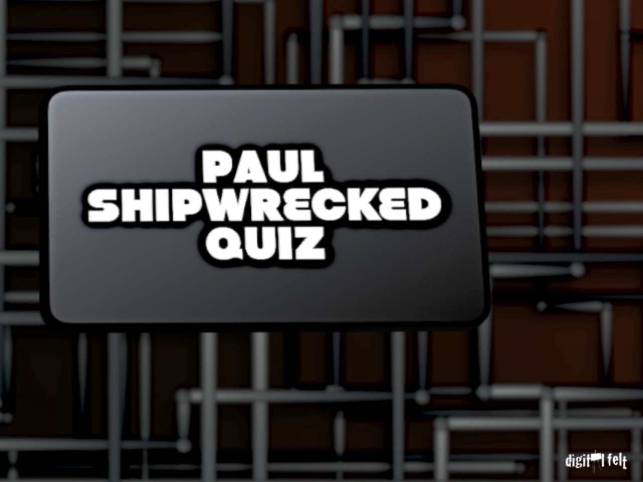 BIBLE QUIZ - PAUL IS SHIPWRECKED