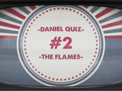 BIBLE QUIZ: THE FLAMES