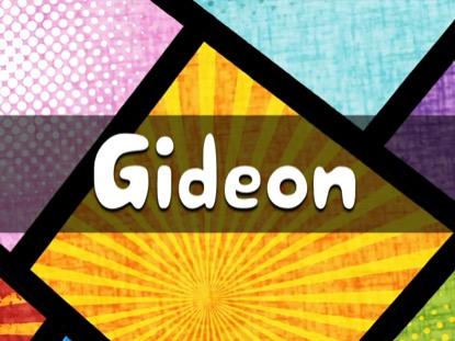 BIBLE QUIZ GIDEON