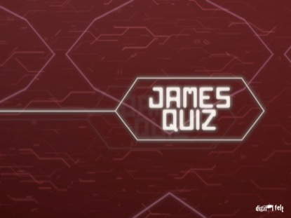 BIBLE QUIZ - JAMES