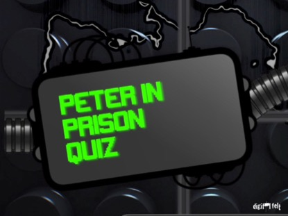 BIBLE QUIZ - PETER IN PRISON