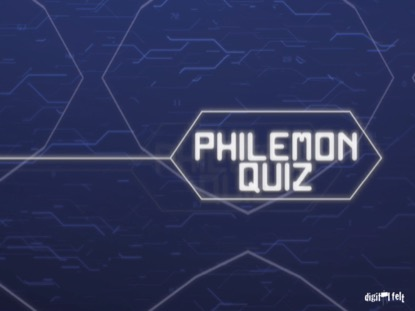 BIBLE QUIZ - PHILEMON