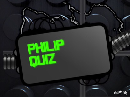 BIBLE QUIZ - PHILIP