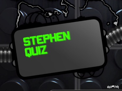 BIBLE QUIZ - STEPHEN