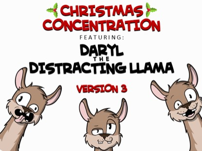 CHRISTMAS CONCENTRATION VERSION 3