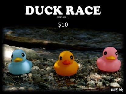 DUCK RACE 1