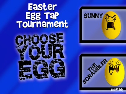 EASTER EGG TAP TOURNAMENT
