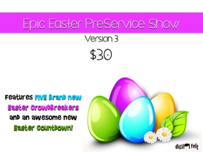 EPIC EASTER PRESERVICE SHOW VERSION 3