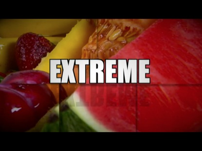 EXTREME FRUIT CLOSEUP VERSION 1