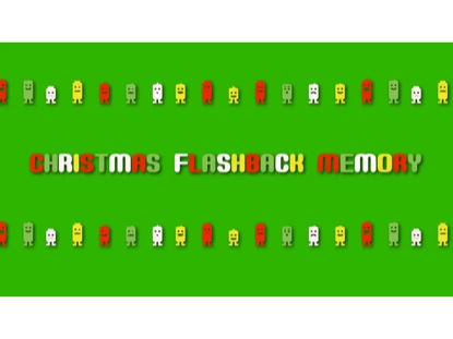 FLASHBACK MEMORY CHRISTMAS EDITION