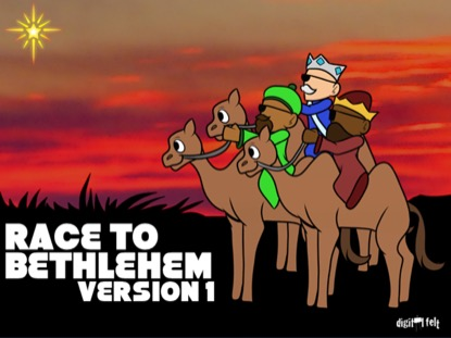 RACE TO BETHLEHEM VERSION 1