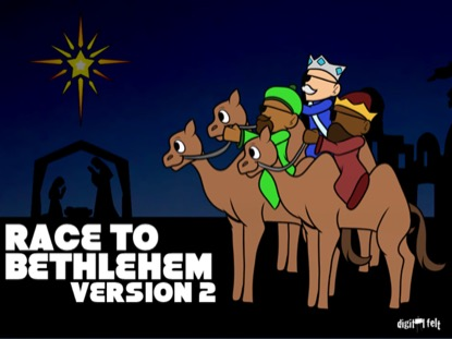 RACE TO BETHLEHEM VERSION 2