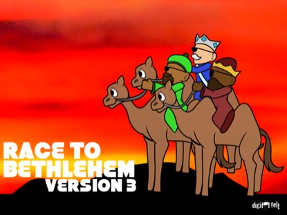 RACE TO BETHLEHEM VERSION 3