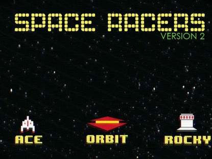 SPACE RACERS VERSION 2