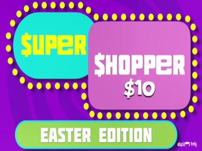 SUPER SHOPPER EASTER