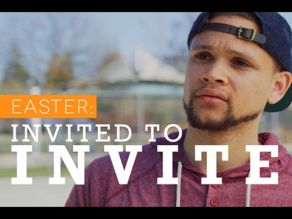 EASTER INVITED TO INVITE
