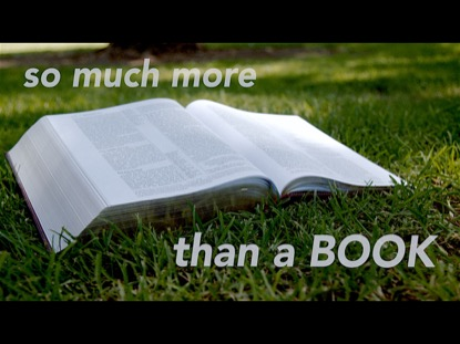 MORE THAN A BOOK