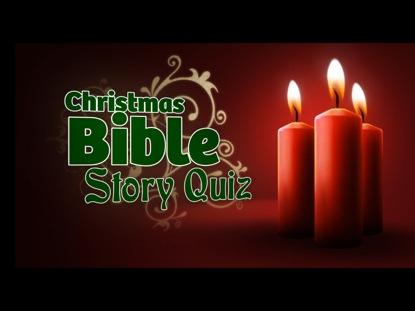 CHRISTMAS STORY QUIZ