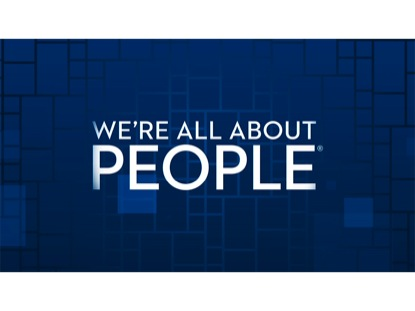 WE ARE ALL ABOUT PEOPLE