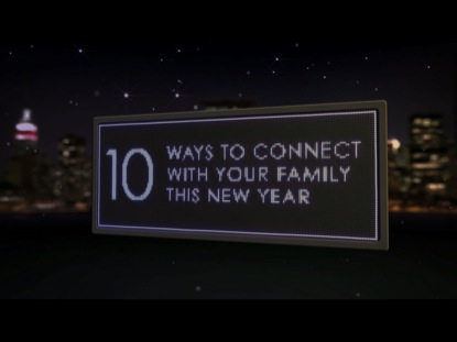 NEW YEAR'S FAMILY CHALLENGE