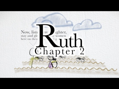 RUTH CHAPTER 2
