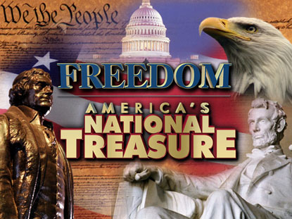 AMERICA'S NATIONAL TREASURE