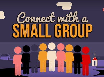 Connect With A Small Group | Hyper Pixels Media | Preaching Today Media