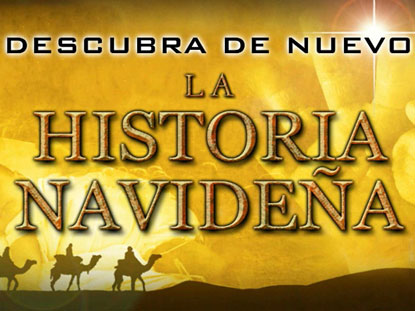 REDISCOVER THE NATIVITY STORY (SPANISH)