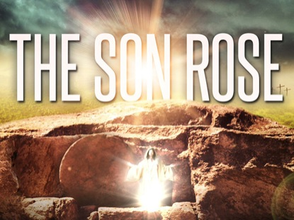 THE SON ROSE