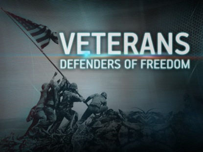 VETERANS-DEFENDERS OF FREEDOM
