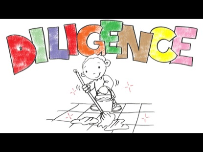 WHAT IS DILIGENCE