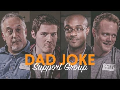 DAD JOKE SUPPORT GROUP