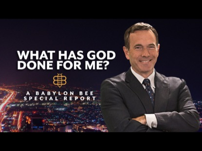 What Has God Done For Me | Igniter Media | Preaching Today Media