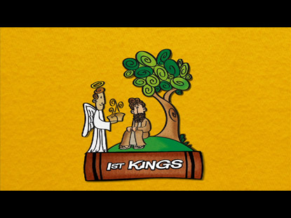 BOOKS OF THE BIBLE 1 KINGS