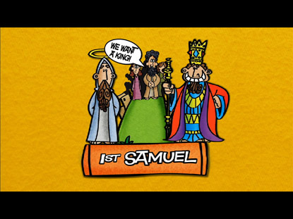 BOOKS OF THE BIBLE 1 SAMUEL