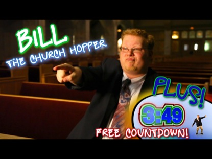 BILL THE CHURCH HOPPER