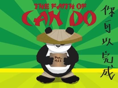 THE FAITH OF CAN DO WEEK 5