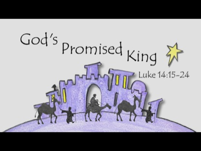 GOD'S PROMISED KING