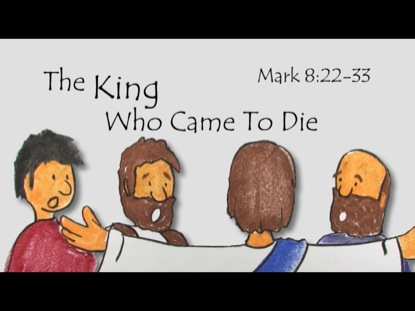 THE KING WHO CAME TO DIE