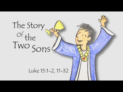 THE STORY OF THE TWO SONS