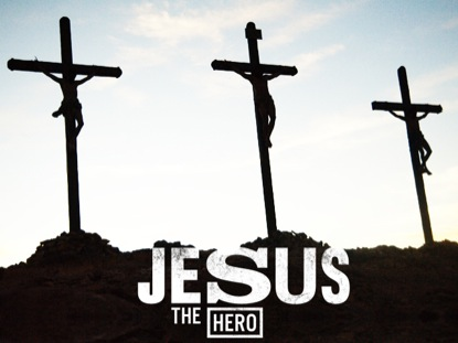 JESUS REVEALED PT.1 HERO