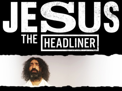 JESUS REVEALED PT.2 HEADLINER